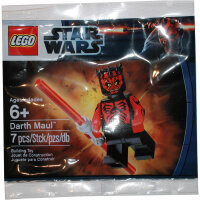 LEGO Star Wars Minifigur - Darth Maul (2012) Original im...