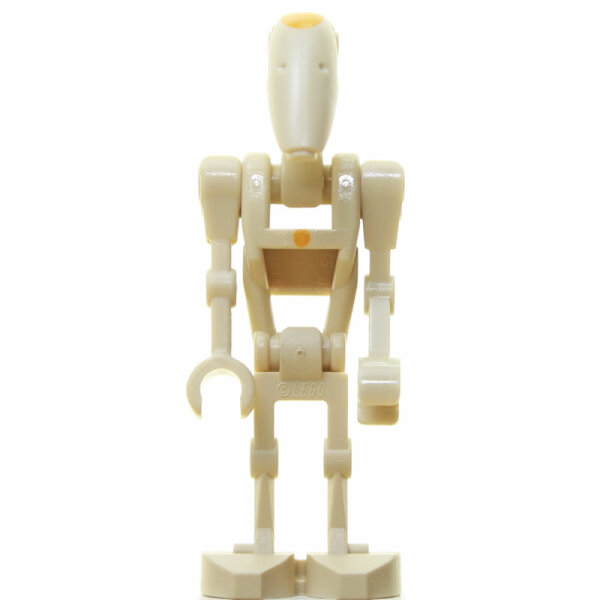LEGO Star Wars Minifigur - Battle Droid Commander (2012)