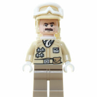LEGO Star Wars Minifigur - Hoth Rebel Officer (2012)