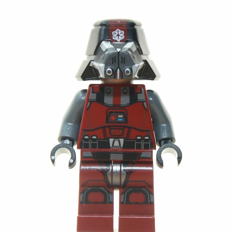 lego star wars figur savage opress sith zabrak mit doppellaserschwert und schwarzem umhang. Black Bedroom Furniture Sets. Home Design Ideas