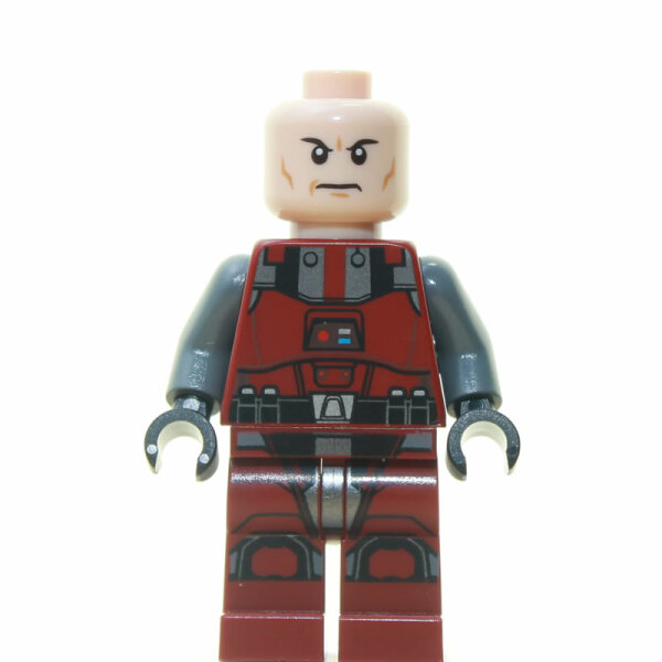 LEGO Star Wars Minifigur - Sith Trooper, rot (2013)