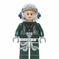 LEGO Star Wars Minifigur - Rebel Pilot A-wing (2013)