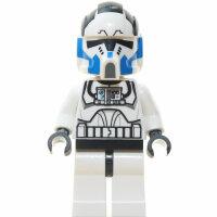 LEGO Star Wars Minifigur - 501st Clone Trooper Pilot (2013)