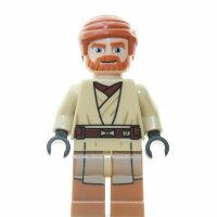 LEGO Star Wars Minifigur - Obi-Wan Kenobi, CW (2013)