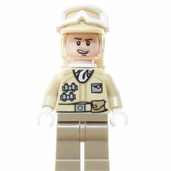 LEGO Star Wars Minifigur - Hoth Rebel Trooper (2013)