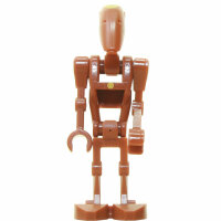 LEGO Star Wars Minifigur - Battle Droid Commander (2013)