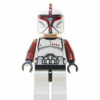 LEGO Star Wars Minifigur - Clone Trooper Captain (2013)