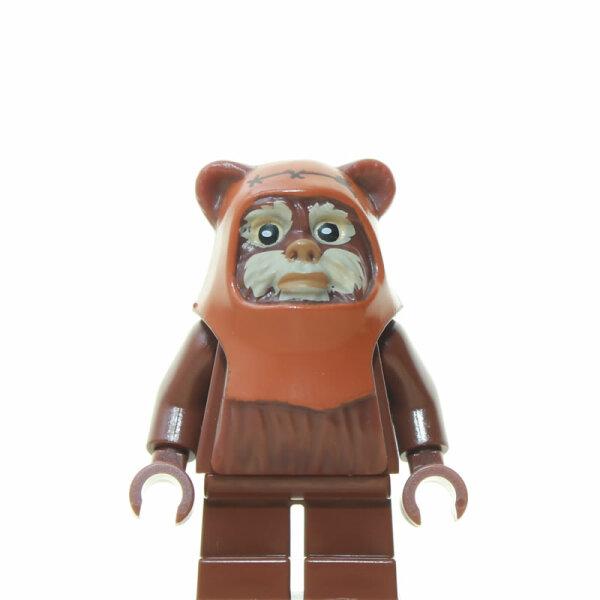 LEGO Star Wars Minifigur - Wicket (Ewok) (2013)