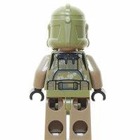 LEGO Star Wars Minifigur - 41st Kashyyyk Clone Trooper (2014)