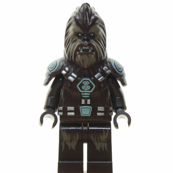 LEGO Star Wars Minifigur - Wookiee Commander Tarfful (2014)