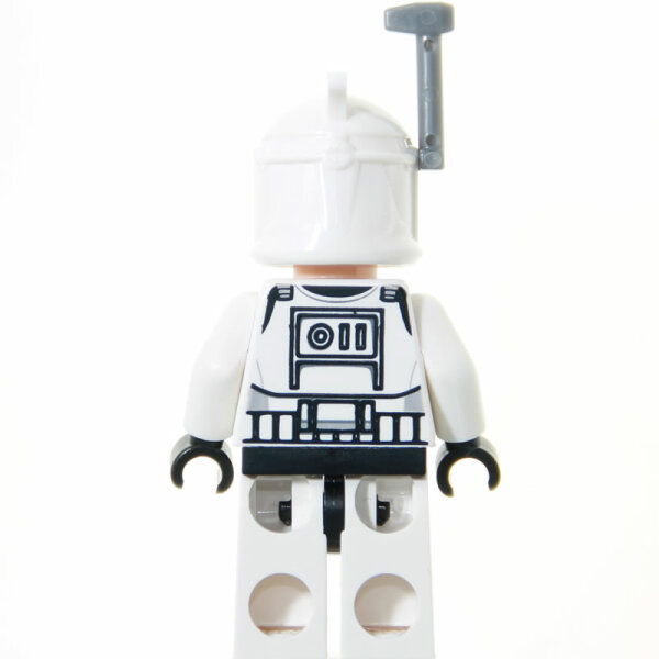 LEGO Star Wars Minifigur - Clone Trooper, Antenne (2008)