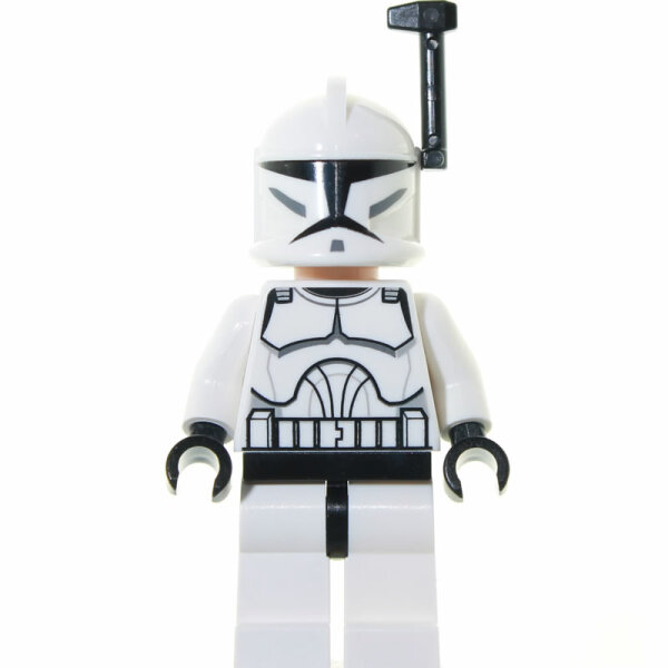 LEGO Star Wars Minifigur - Clone Trooper, Antenne (2010)
