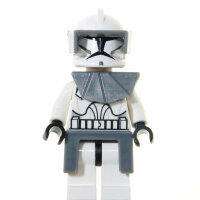 LEGO Star Wars Minifigur - Clone Commander, graue...