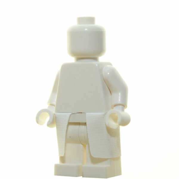 Clone Trooper Beinpanzer, weiß