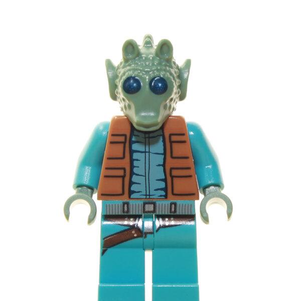 LEGO Star Wars Minifigur - Greedo (2014)