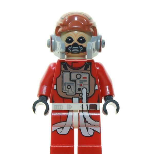 LEGO Star Wars Minifigur - Ten Numb (2014)