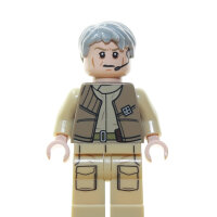 LEGO Star Wars Minifigur - General Airen Cracken (2014)