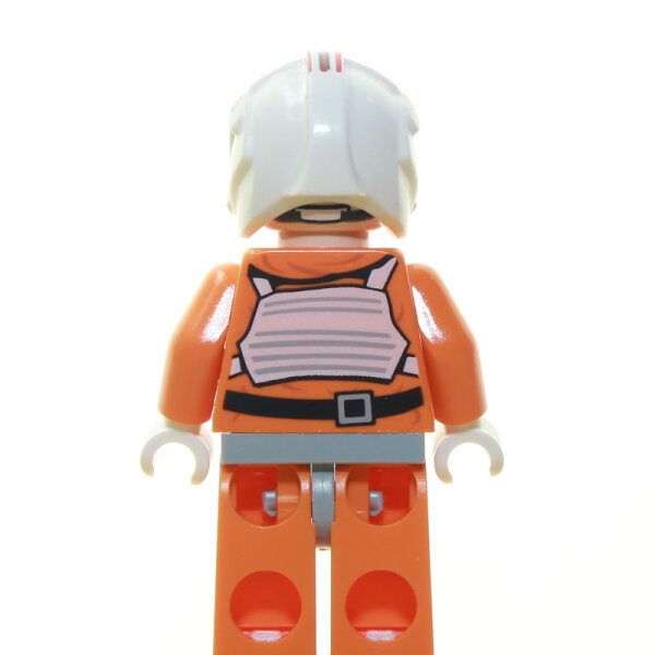 LEGO Star Wars Minifigur - Luke Skywalker, Pilot (2014)