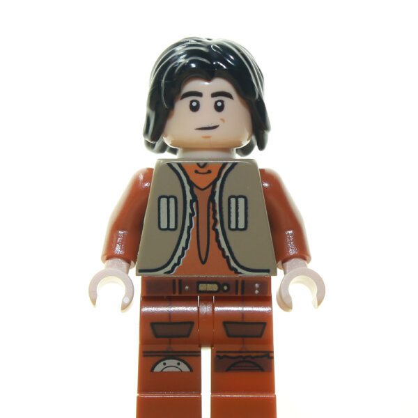 LEGO Star Wars Minifigur - Ezra Bridger (2014) mit Helm