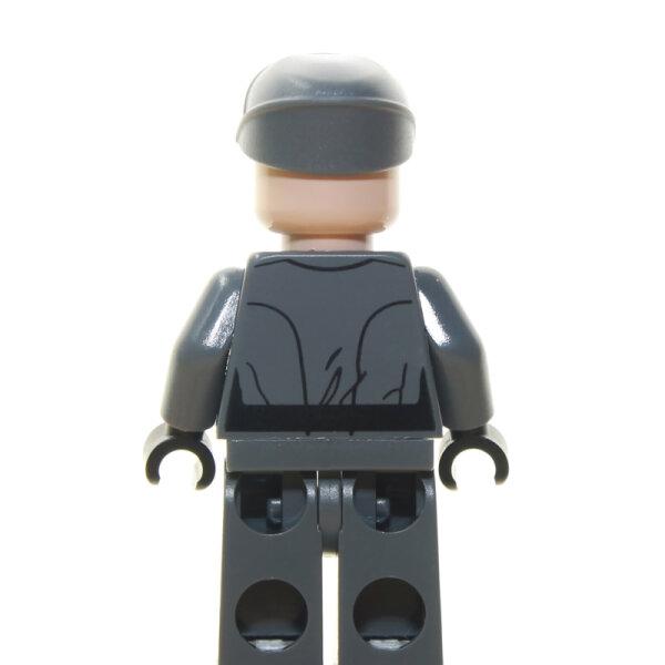Lego Star Wars Minifigur Imperial Officer 2014 Minifigurencom