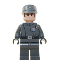 LEGO Star Wars Minifigur - Imperial Officer (2014)