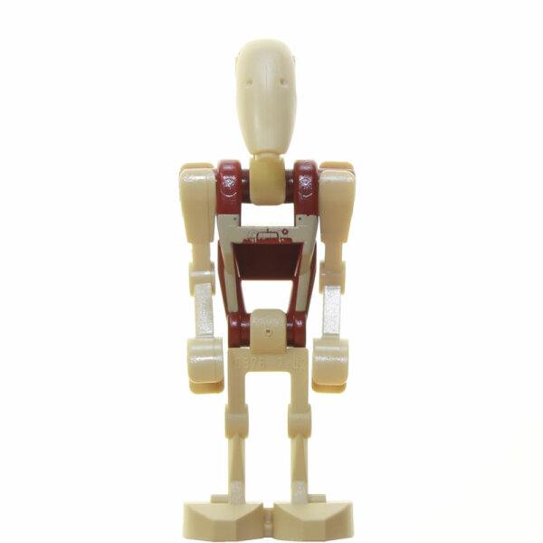 LEGO Star Wars Minifigur - Battle Droid Security (2002)
