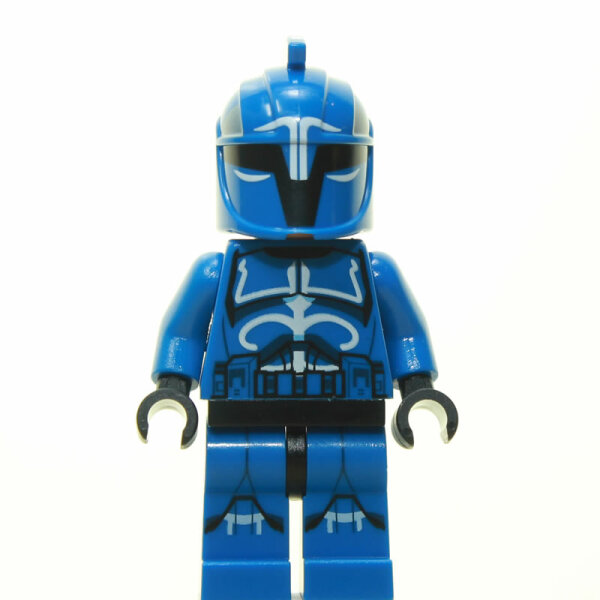 LEGO Star Wars Minifigur - Senate Commando Captain (2015)