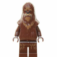 LEGO Star Wars Minifigur - Wookiee Warrior (2015)