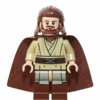 LEGO Star Wars Minifigur - Qui-Gon Jinn (2014)