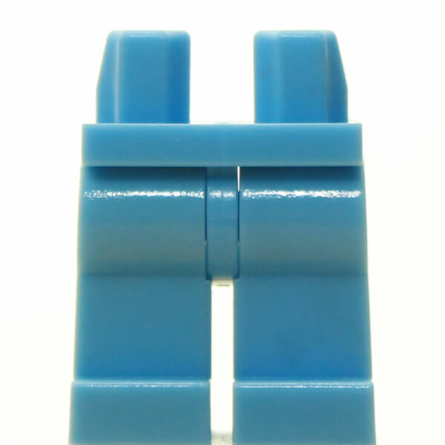 LEGO Beine plain, mittelblau