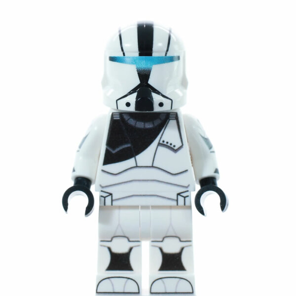 Custom Minifigur - Clone Trooper Commando Skirata