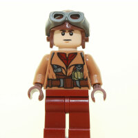 LEGO Star Wars Minifigur - Naboo Fighter Pilot - Medium...