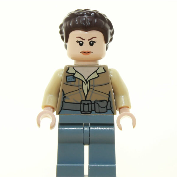 LEGO Star Wars Minifigur - Princess Leia mit Cape (2015)