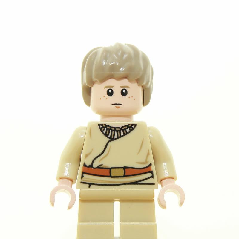 lego star wars minifigur anakin skywalker als kind 2015 minifig. Black Bedroom Furniture Sets. Home Design Ideas