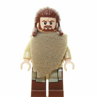 LEGO Star Wars Minifigur - Qui-Gon Jinn m. Poncho (2015)