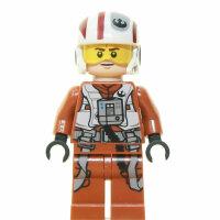 LEGO Star Wars Minifigur - Resistance X-Wing Pilot (2015)