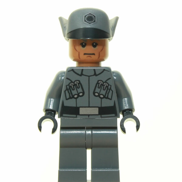 LEGO Star Wars Minifigur - First Order Officer (2015)