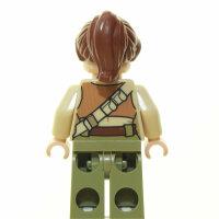 LEGO Star Wars Minifigur - Resistance Soldier, weiblich (2015)