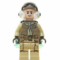 LEGO Star Wars Minifigur - Rebel Trooper mit Jetpack (2016)