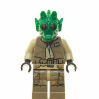 LEGO Star Wars Minifigur - Rodian Alliance Fighter (2016)