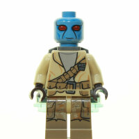 LEGO Star Wars Minifigur - Duros Alliance Fighter (2016)