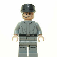 LEGO Star Wars Minifigur - Imperial Officer mit Headset...
