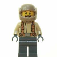 LEGO Star Wars Minifigur - Resistance Trooper, helle...