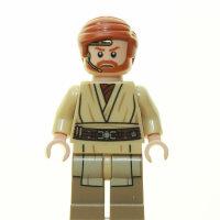 LEGO Star Wars Minifigur - Obi-Wan Kenobi, Headset (2016)
