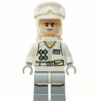 LEGO Star Wars Minifigur - Hoth Rebel Trooper 2 (2016)