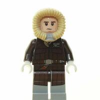 LEGO Star Wars Minifigur - Han Solo, Hoth (2016)