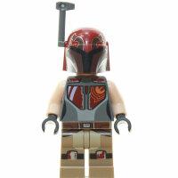 LEGO Star Wars Minifigur - Sabine Wren mit Helm (2015)