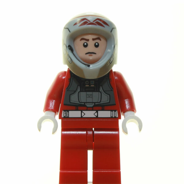 LEGO Star Wars Minifigur - Rebel A-wing Pilot (2016)