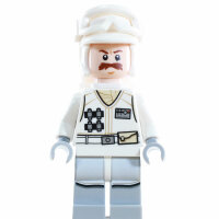 LEGO Star Wars Minifigur - Hoth Rebel Trooper, weiße...