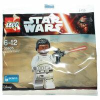 LEGO Star Wars Minifigur - Finn, Trooper (2016)  Original...